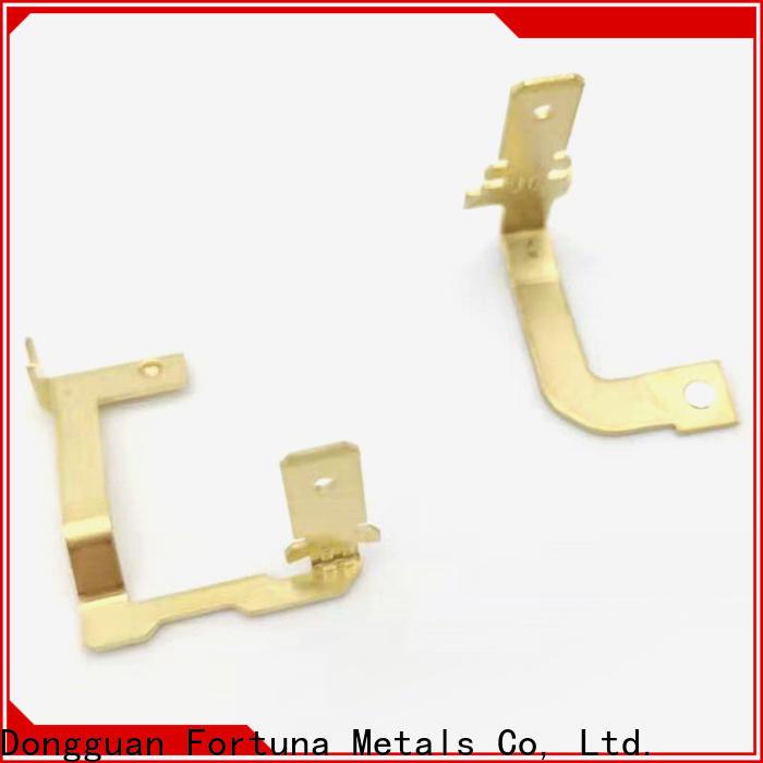 Fortuna precise precision stamping supplier for conduction,