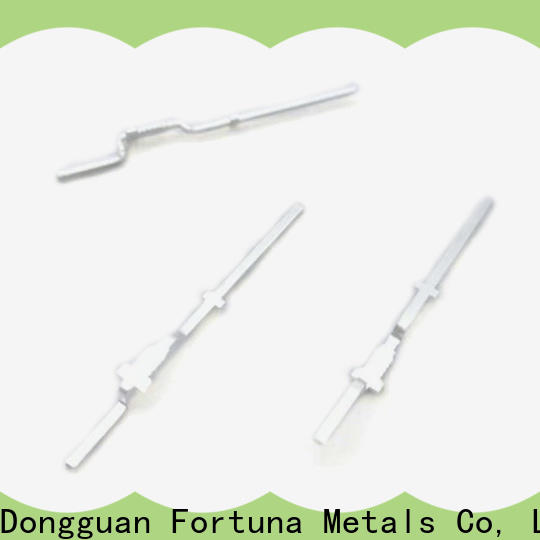 Fortuna professional metal stamping parts supplier for conduction,