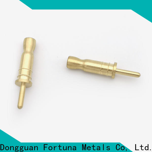 Fortuna discount cnc machined components Chinese for electronics