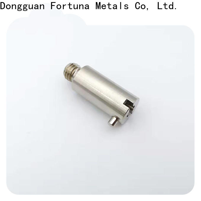 Fortuna parts custom cnc parts for sale for household appliances for automobiles