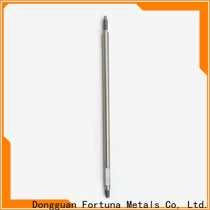 Fortuna multi function cnc lathe parts online for electronics