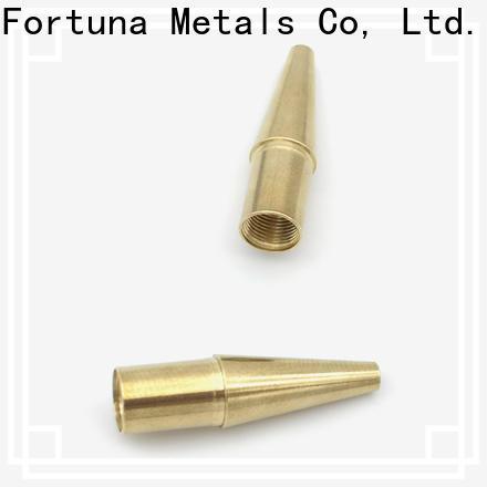 Fortuna cnc custom cnc parts for sale for electronics