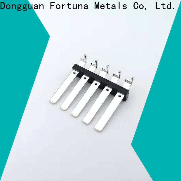 Fortuna utility metal stamping manufacturers supplier for switching