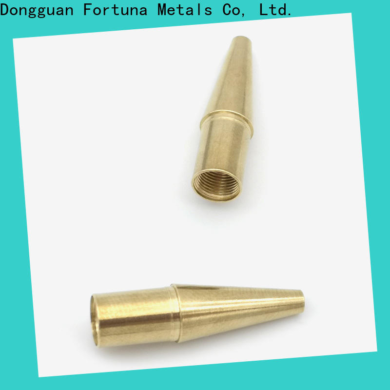 Fortuna machined cnc parts for sale for household appliances for automobiles