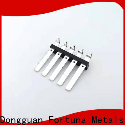 Fortuna practical metal stamping parts supplier for conduction,