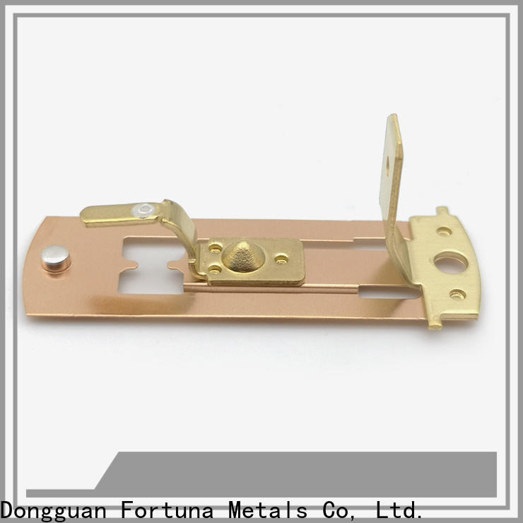 Fortuna multi function metal stamping manufacturers Chinese for connectors