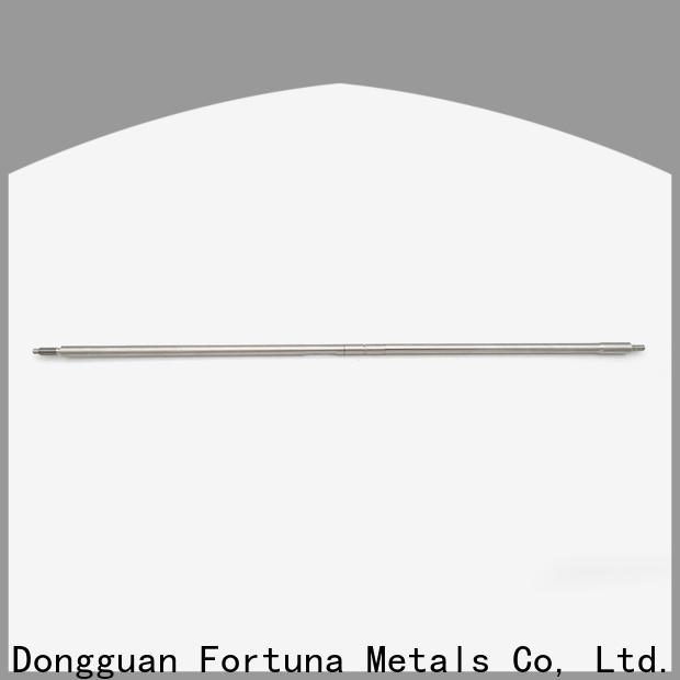 Fortuna discount cnc machined components supplier for household appliances for automobiles
