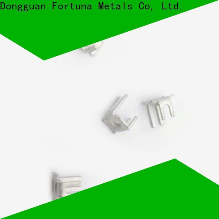 Fortuna metal stamping parts supplier for switching