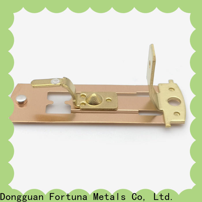 Fortuna accessories metal stampings maker for brush parts