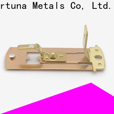 Fortuna multi function metal stamping manufacturers maker for electrical terminals for elastic parts