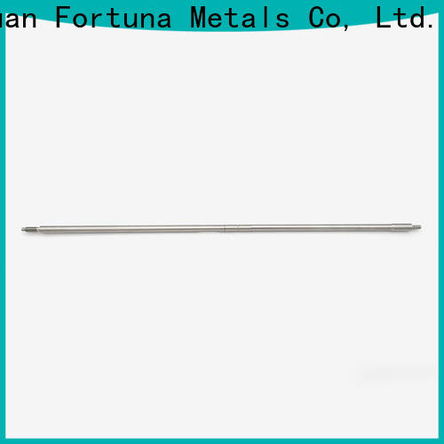 Fortuna manufacturing cnc machined parts Chinese for household appliances for automobiles