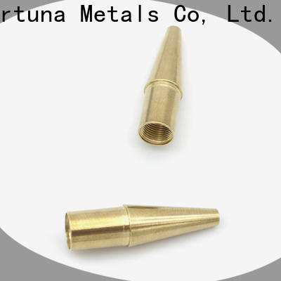 Fortuna precise cnc machined parts Chinese for electronics