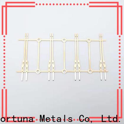 Fortuna professional lead frame maker for discrete device lead frames