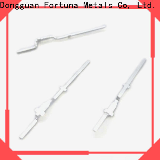 Fortuna precision metal stamping china supplier for switching