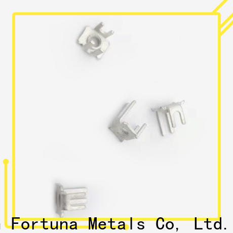 Fortuna high quality metal stamping parts supplier for switching