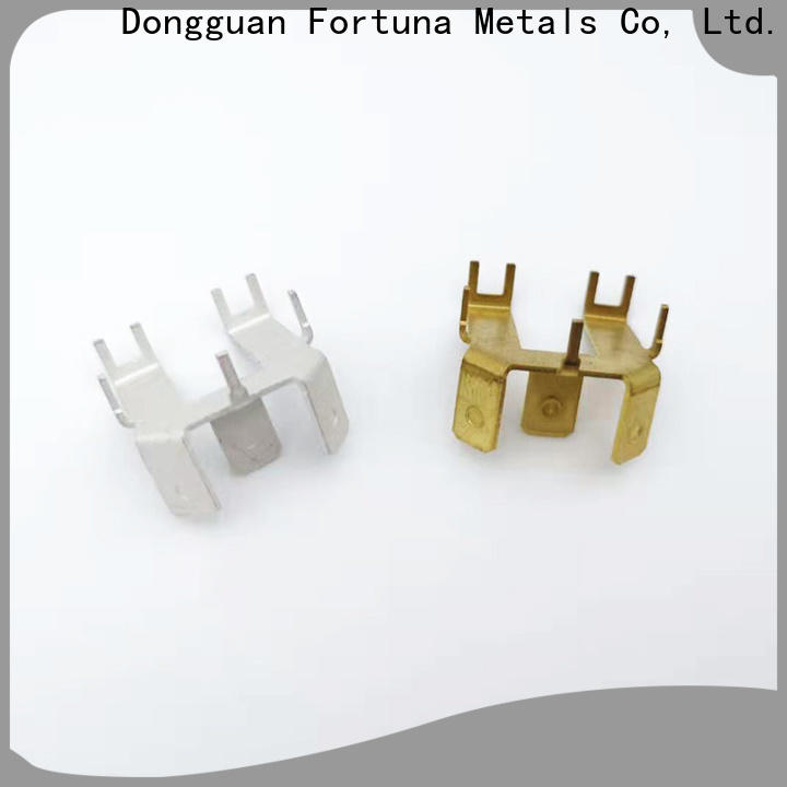 Fortuna metal precision stamping supplier for conduction,