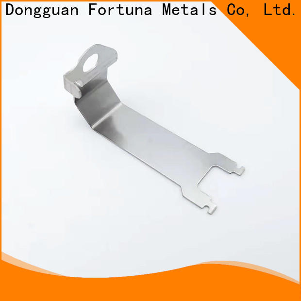 Fortuna discount metal stamping manufacturers Chinese for electrical terminals for elastic parts