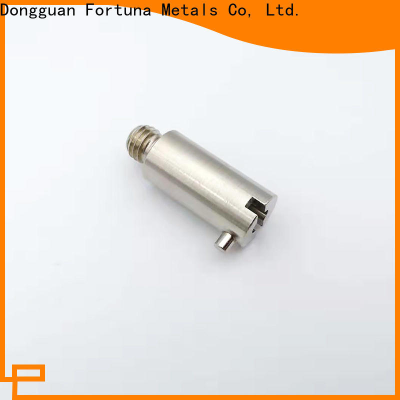 Fortuna durable cnc lathe parts for sale for household appliances for automobiles