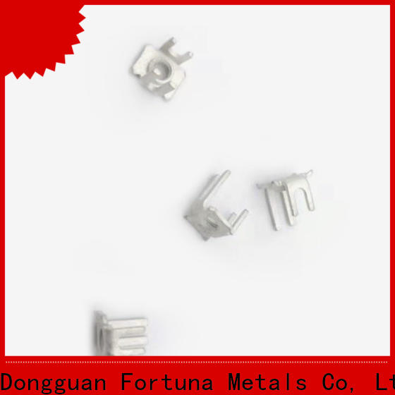 Fortuna precise metal stamping manufacturers supplier for switching