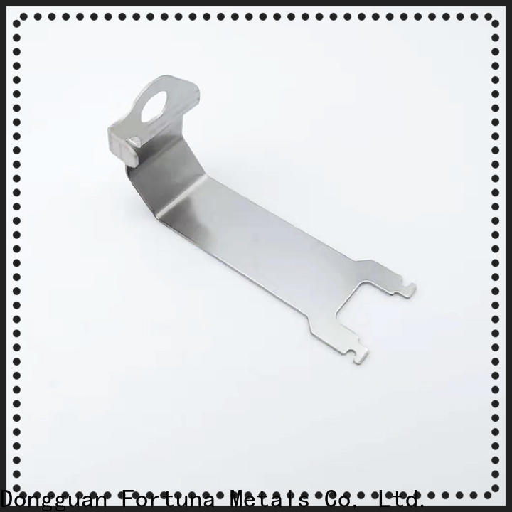 Fortuna stamping metal stamping parts maker for electrical terminals for elastic parts
