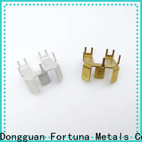 Fortuna high quality metal stamping parts online for clamping