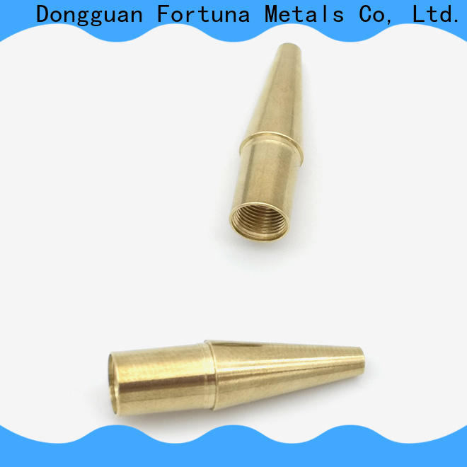 Fortuna manufacturing cnc machined components supplier for electronics