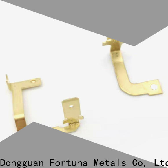 Fortuna precision metal stamping china supplier for resonance.