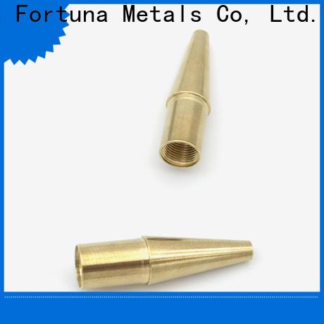 Fortuna cnc cnc parts supplier for electronics