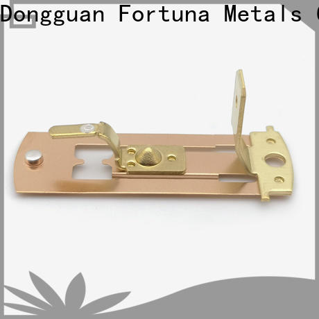 Fortuna plug metal stamping manufacturers factory for brush parts
