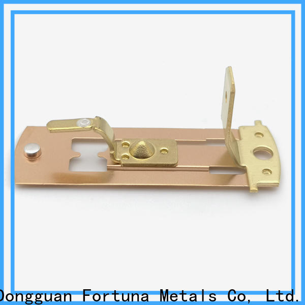 Fortuna metal metal stamping manufacturers factory for connecting devices