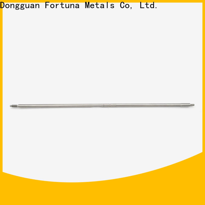 Fortuna precise cnc lathe parts for sale for household appliances for automobiles