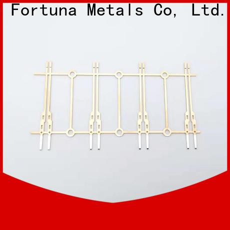Fortuna lead lead frame manufacturer for discrete device lead frames