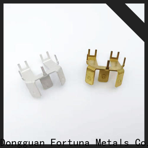 Fortuna utility stamping parts supplier for resonance.