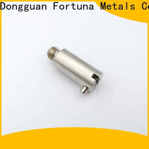 Fortuna cnc custom cnc parts supplier for electronics
