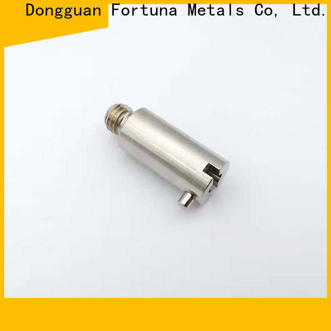 Fortuna good quality custom cnc parts for sale for household appliances for automobiles