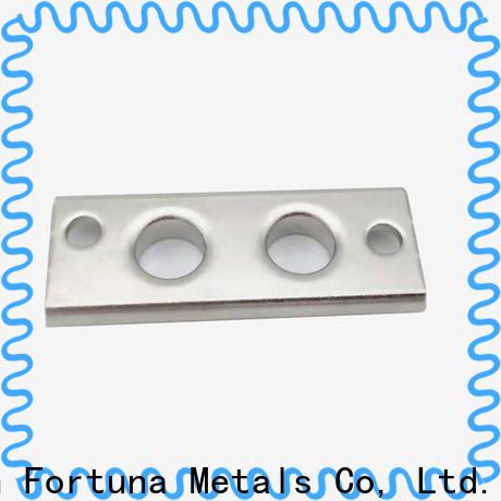 Fortuna metal metal stamping parts manufacturer for instrument components