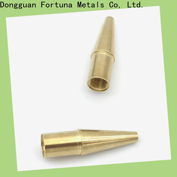 Fortuna discount cnc machined components Chinese for household appliances for automobiles