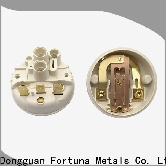 Fortuna high quality metal stamping parts for camera components