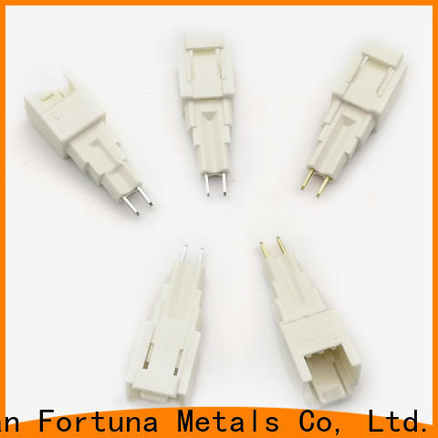 Fortuna precise custom stamping manufacturer for acoustic