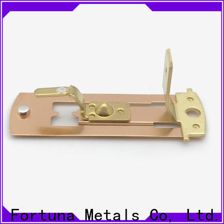 Fortuna discount stamping parts factory for connecting devices