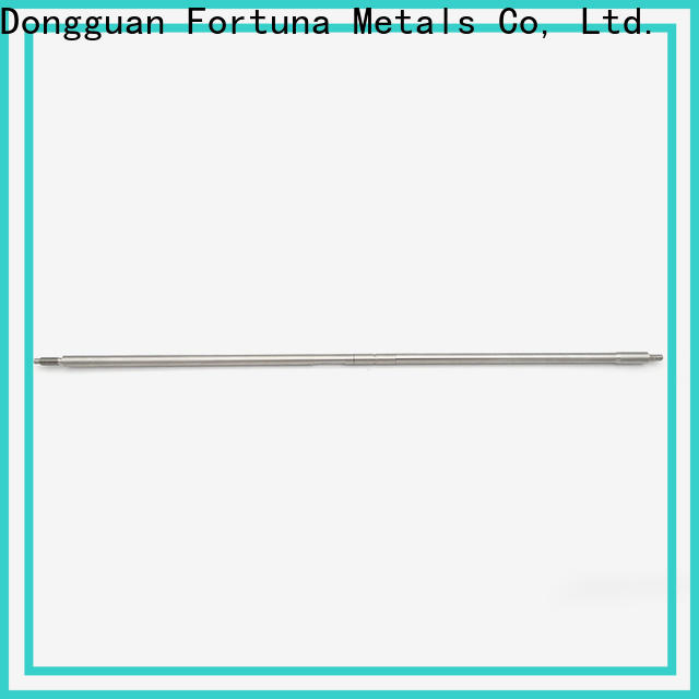 Fortuna precise cnc auto parts supplier for electronics