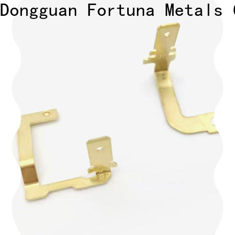 Fortuna precise metal stamping companies supplier for resonance.