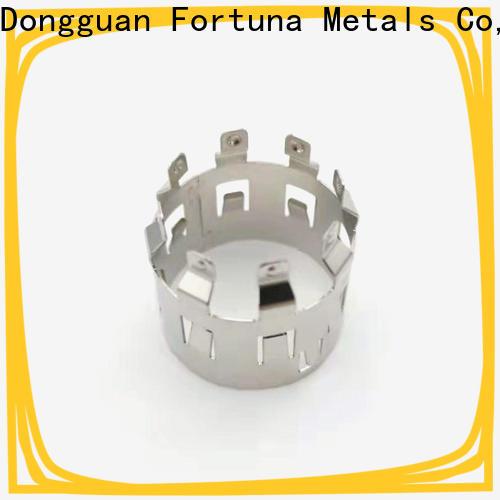 Fortuna precise precision auto parts manufacturer for electrocar
