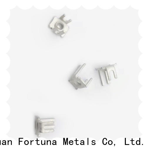Fortuna precision precision metal stamping for sale for conduction,