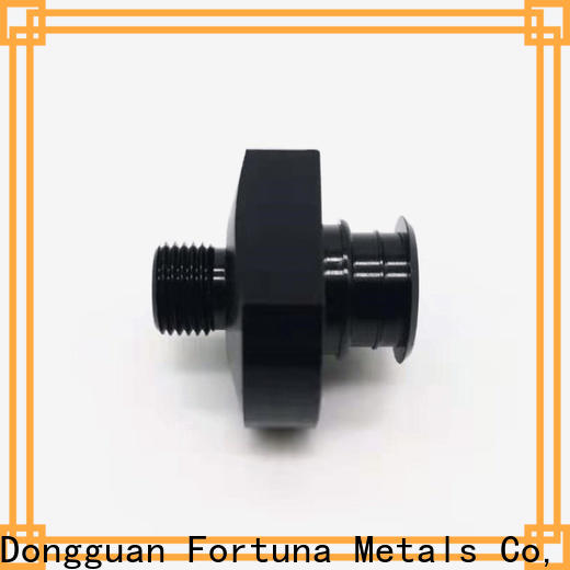 Fortuna parts cnc machined components Chinese for electronics