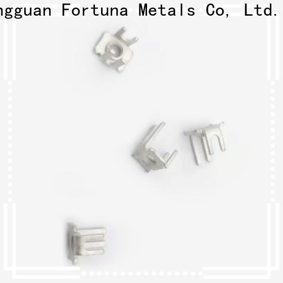 Fortuna precision metal stamping manufacturers for sale for clamping