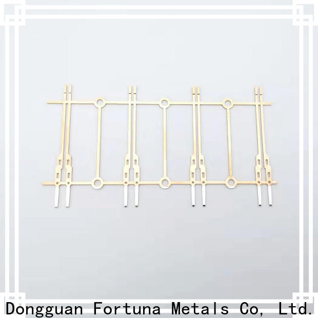 Fortuna lead lead frame maker for electronics
