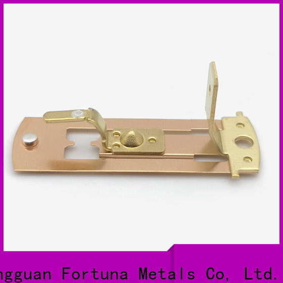 good quality metal stampings stamping factory for connectors
