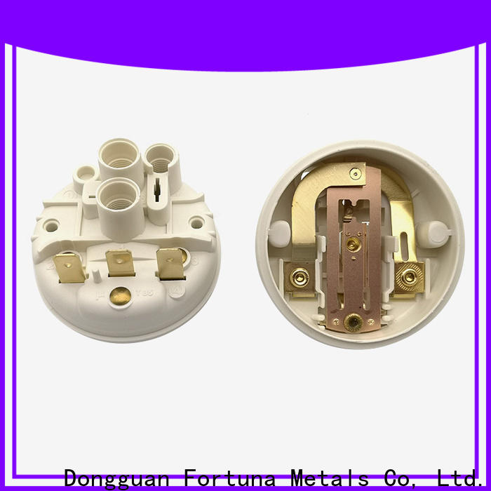 Fortuna high quality metal stamping parts tools for instrument components