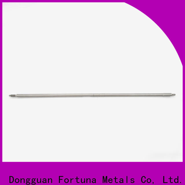 Fortuna manufacturing cnc machined parts supplier for household appliances for automobiles
